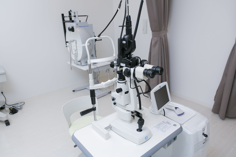 網膜光凝固装置(マルチカラーレーザー光凝固装置)