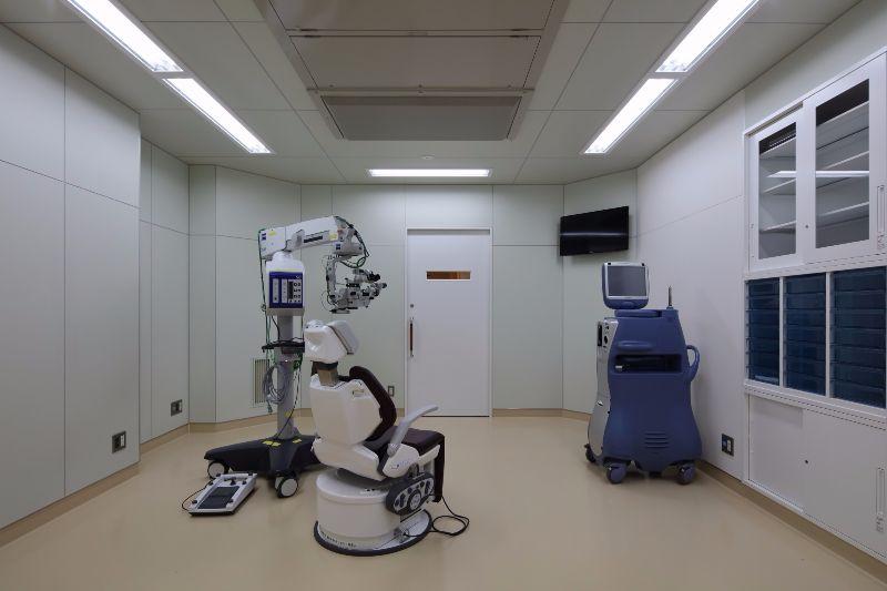 超音波白内障手術装置(インフィニティ・ビジョンシステム)